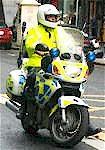 garda patrol motorbike